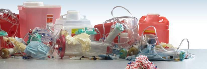 Медицинские отходы класса Б
